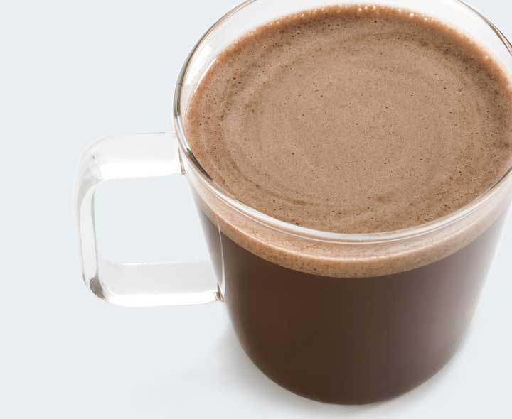 Hot Chocolate flavour drink