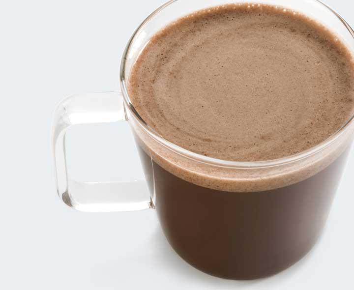 Bebida de Chocolate caliente