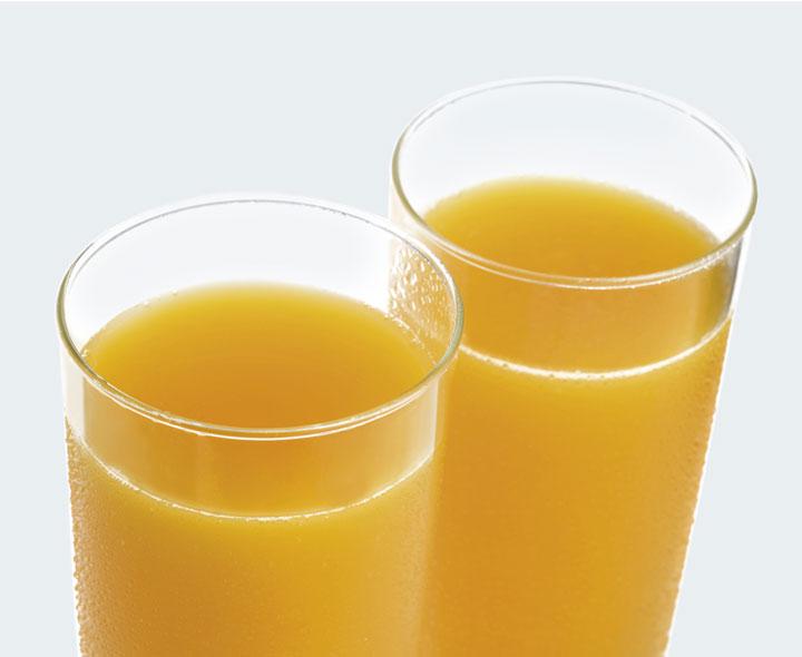 Boisson saveur Orange