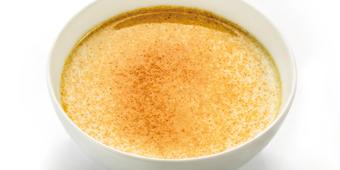 Sopa sabor Pollo al curry