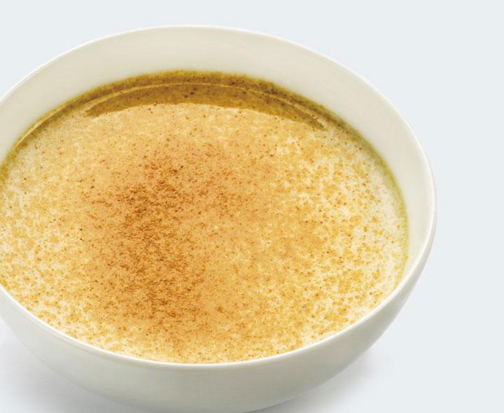 Sopa de Pollo curry