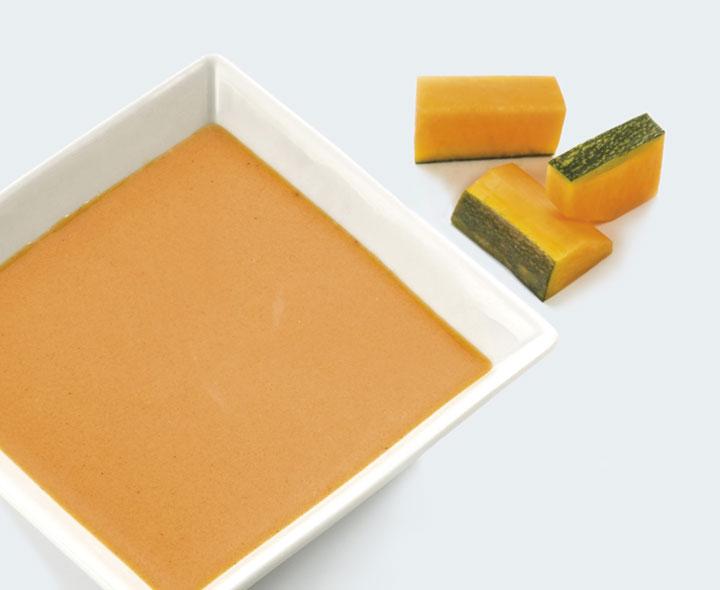 Crema de Calabaza y parmesano