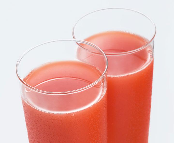 Watermelon flavour drink