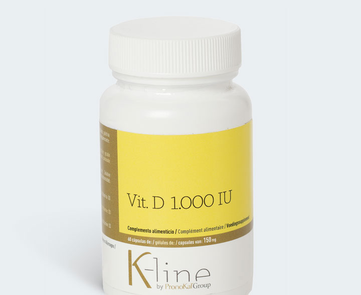 Vitamina D 1.000 IU