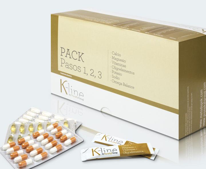 Pack Steps 1, 2, 3