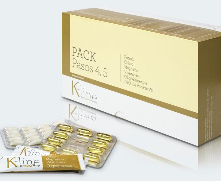 Pack Steps 4, 5