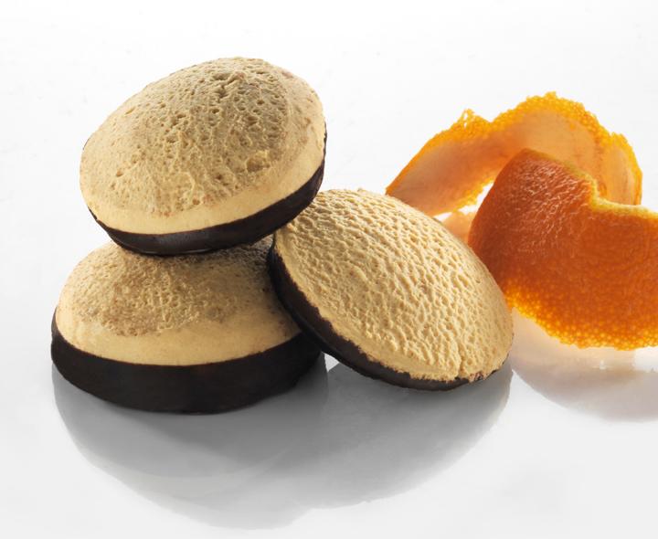 Biscuits sabor Naranja