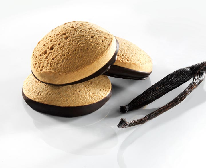 Biscuits sabor Vainilla