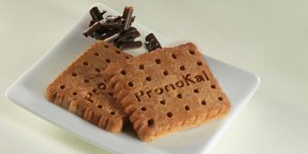 Biscoito sabor chocolate