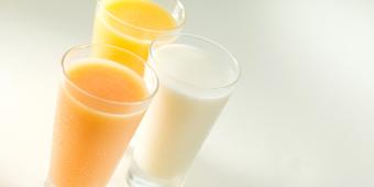 Seleção Bebidas de Frutas