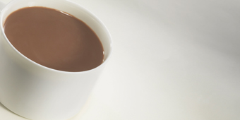 Bebida sabor Chocolate caliente