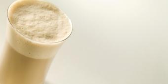 Bebida sabor Café frappé