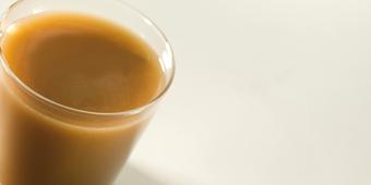 Bebida sabor Chá de Limão