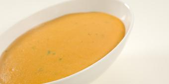 Puré Pollo y zanahoria