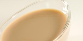 Postre de Crema de café